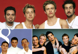 \'90s Boy Band Stars Then & Now: Who Looks Best These Days? (PHOTOS)