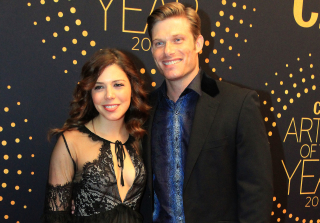 'Nashville' Star Chris Carmack Is Engaged to Erin Slaver (PHOTO)