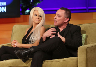Courtney Stodden & Doug Hutchison's Marriage in Trouble After Miscarriage