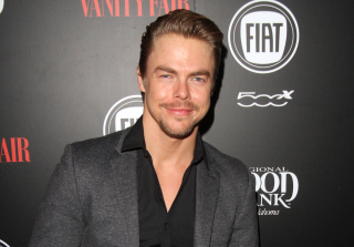 Derek Hough Cast as Corny Collins in 'Hairspray Live!'