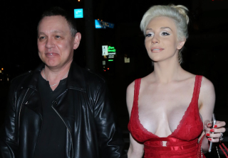"Courtney Stodden: ""I Was Half a Virgin"" When I Married Doug Hutchison"