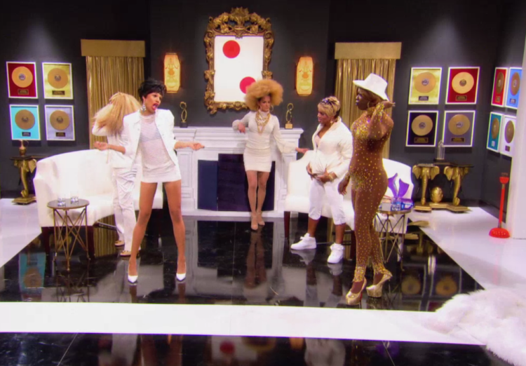 Empire RuPaul Screencap