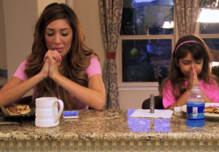 Farrah Abraham Shares First Photos of 7-Year-Old Sophia\'s New Boutique (VIDEO)