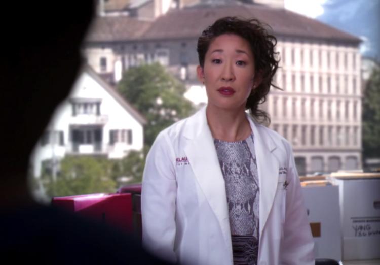 Grey's Anatomy, Cristina Burke, Season 10, Cristina Yang, Sandra Oh