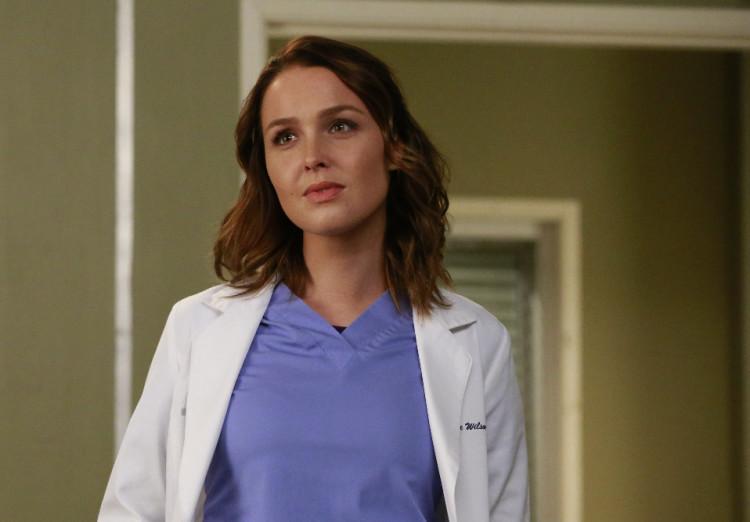 Grey's Anatomy preview, Jo Wilson, Camilla Luddington