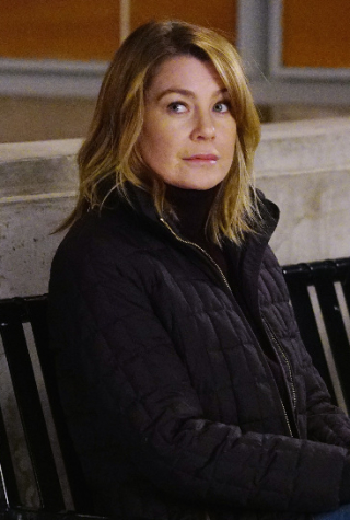 Grey's Anatomy Season 12, Episode 14, Meredith Grey, Ellen Pompeo