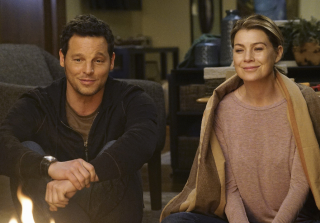 "'Grey's Anatomy' Exec Says Shipping Meredith and Alex Is ""Natural"""