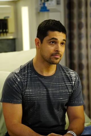 Grey's Anatomy Season 12, Wilmer Valderrama, Kyle Diaz