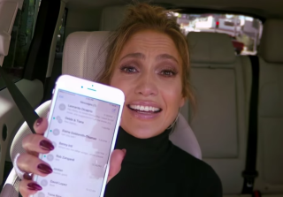 Who Else Does Jennifer Lopez Text — Besides Leonardo DiCaprio? (VIDEO)