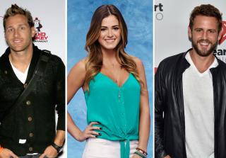 Juan Pablo Galavis, Nick Viall Talk Joining 'Bachelorette' to Date JoJo Fletcher