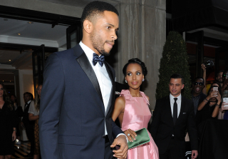 "Kerry Washington ""Doesn't Refute"" Rampant Divorce Rumors"