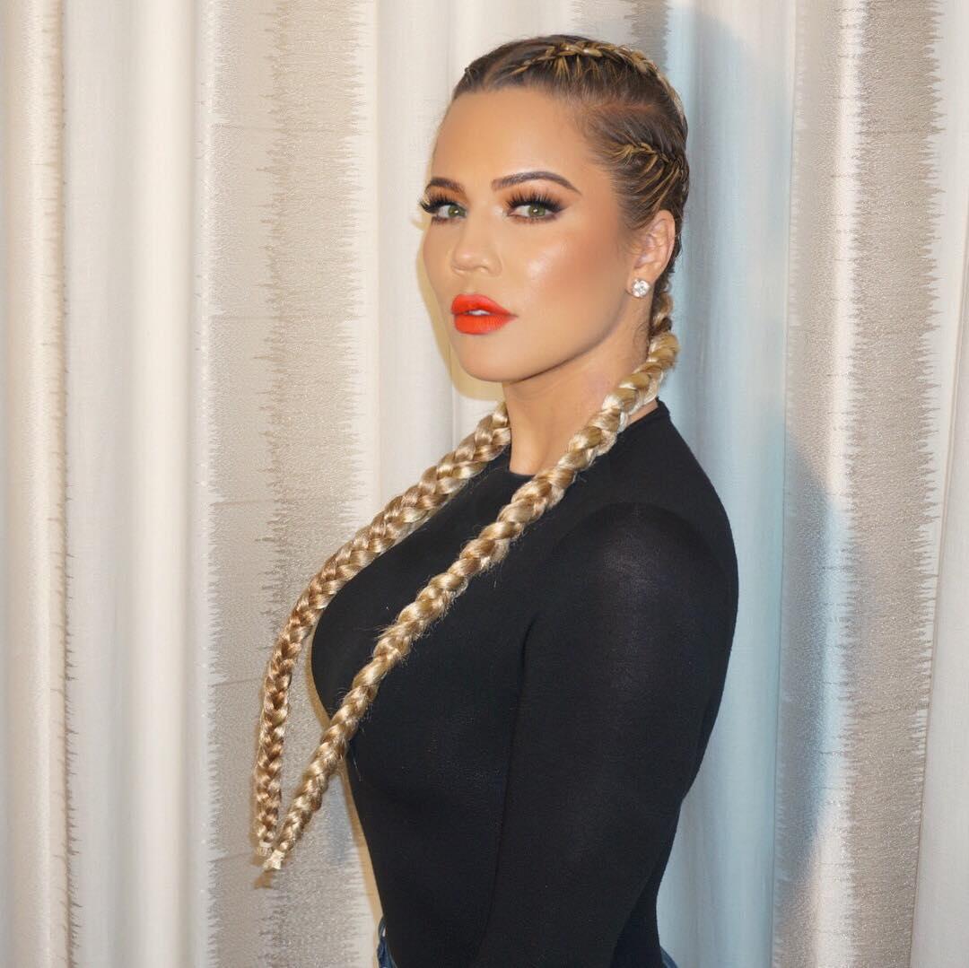 Khloe Kardashian Threw A Bottle In Fight Over French