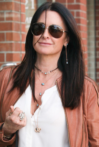 Kyle Richards in Beverly Hills