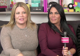 Mob Wives' Renee, Karen & Carla Tease a Big Ang-Inspired Spin-Off (VIDEO) — Exclusive