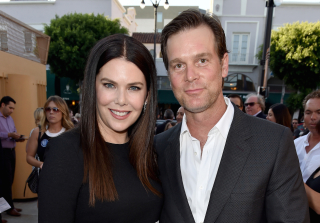 You Can Thank Lauren Graham For Peter Krause Joining Shondaland's 'The Catch' — Exclusive