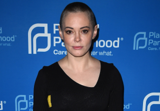 "Rose McGowan Tweets Open Letter to Hollywood: ""Stop Rewarding Sociopaths"""