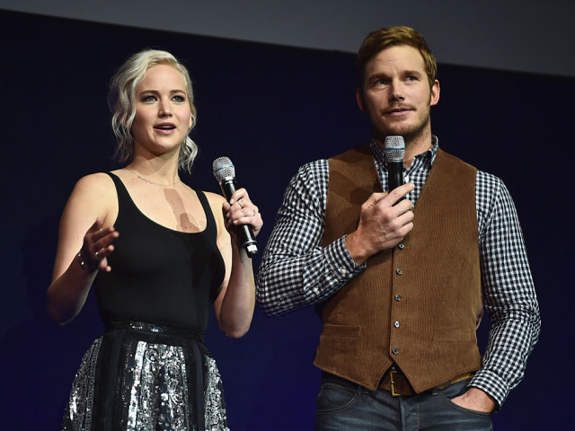 Sex scene stories, Jennifer Lawrence, Chris Pratt