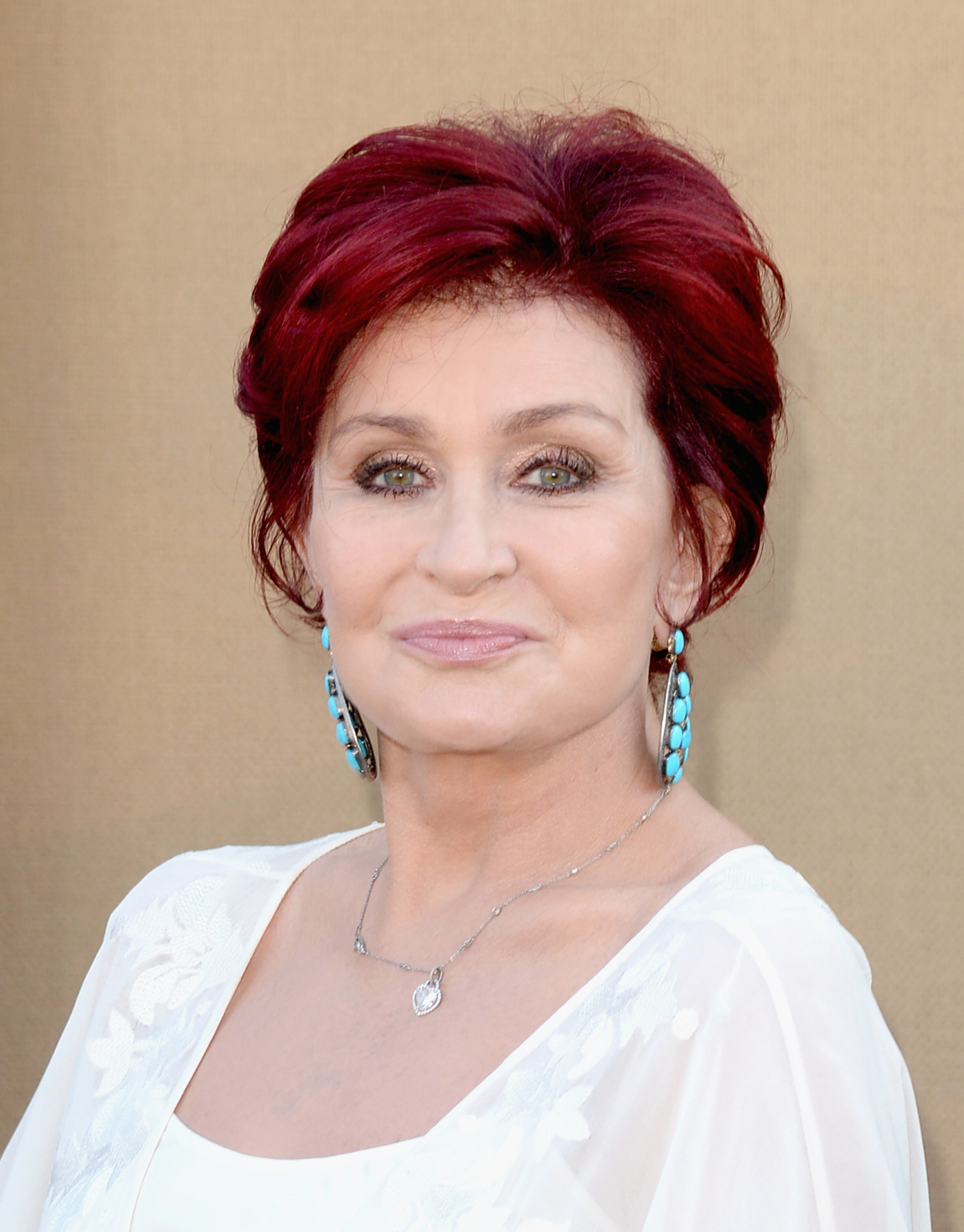 Sharon Osbourne Shares Nude Photo in Support of Kim
