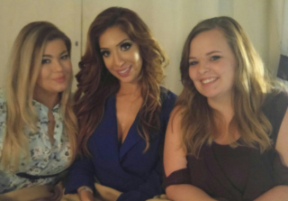 "Farrah Calls Amber's Fiance a ""Deadbeat,"" Kailyn Pokes Fun at Jenelle"