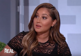 Adrienne Bailon Clarifies Relationship With Israel Houghton (VIDEO)