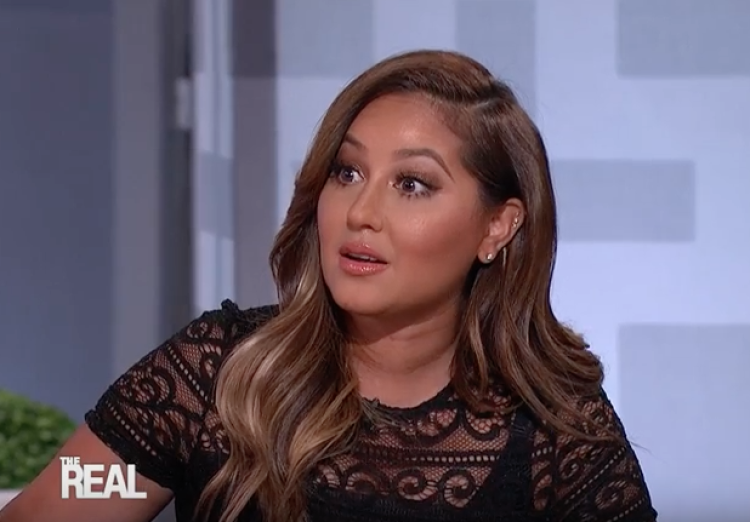 Adrienne Bailon Explains Relationship on The Real