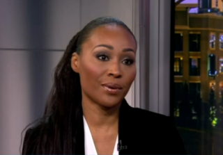 """Cynthia Bailey: Peter and I Are """"Definitely Not Together"""" (VIDEO)"""