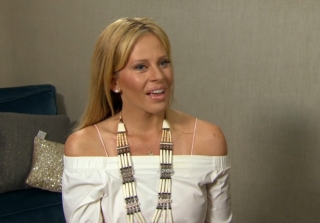 Dina Manzo: Teresa Giudice's Prison Stint Brought Us Closer (VIDEO)