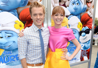 Glee's Jayma Mays Pregnant With First Child!