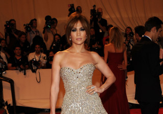 Jennifer Lopez Hangs Out With Ex-Husband Marc Anthony After Vegas Show