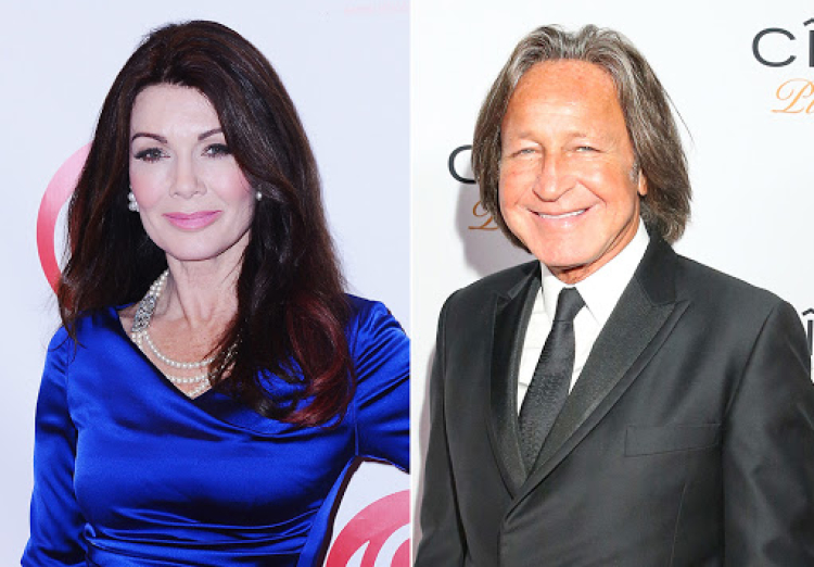 Lisa Vanderpump Mohamed Hadid