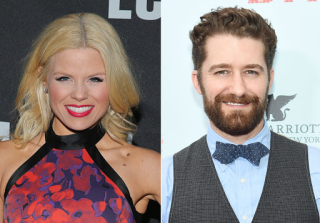 Matthew Morrison, Megan Hilty Face Off on 'The Good Wife' (PHOTO)