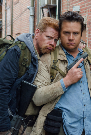 The Walking Dead Season 6 Behind the Scenes