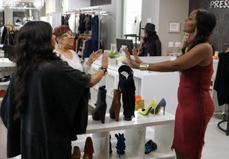 Momma Dee Confronts Rasheeda and Shirleen on L&HHATL Season 5