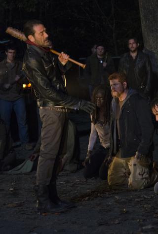 Our Survivors in The Walking Dead Season 6, Episode 16.