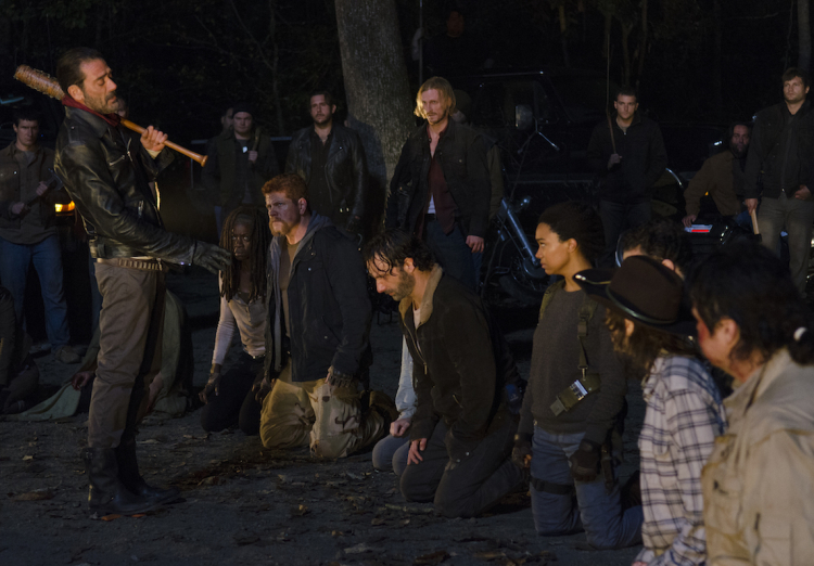 Our Survivors in The Walking Dead Season 6, Episode 16.