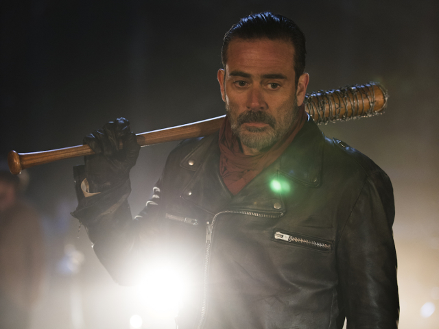 Negan The Walking Dead Season 6 Finale