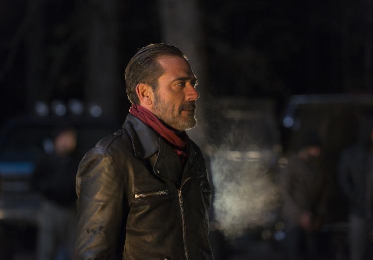Negan The Walking Dead Season 6 Finale