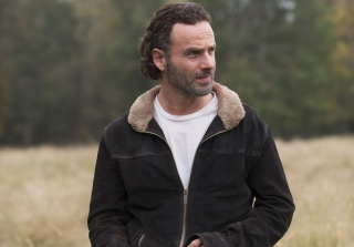 Andrew Lincoln Talks 'The Walking Dead' Season 6 Finale Cliffhanger