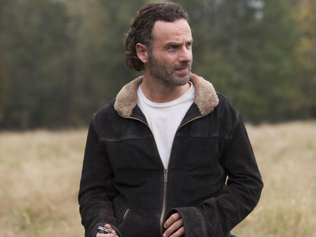 Rick Grimes The Walking Dead Season 6, Episode 15