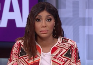 Tamar Braxton Throws Shade at 'The Real' Co-Hosts in Meme (PHOTO)