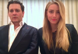 UPDATE: Johnny Depp Mumbles Through Explanation of Aussie Apology Video