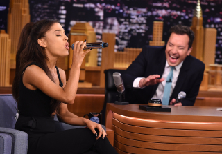 9 of Ariana Grande\'s Best Impressions, Impersonations & Lip Syncs (VIDEO)