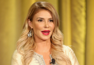 "Brandi Glanville Would Need ""a Partner"" to Return to 'RHOBH'"