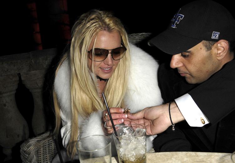 Britney Spears Drugs