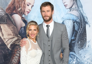 Chris Hemsworth Wins Our Hearts, Shuts Down Divorce Rumors (PHOTO)