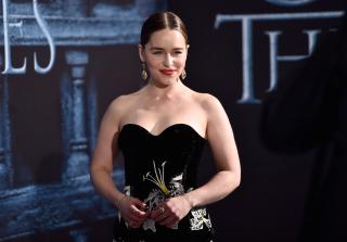 Emilia Clarke Drunk & Photoshopped in Sexiest Woman Alive Photoshoot!