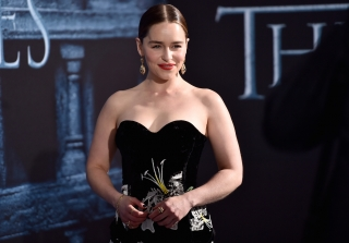 Emilia Clarke's New $4.6 Million House is Fit For a Queen (PHOTOS)