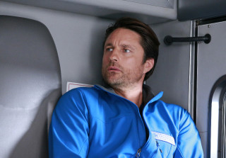 'Grey's Anatomy's' Martin Henderson Was 'Nervous' About Replacing McDreamy