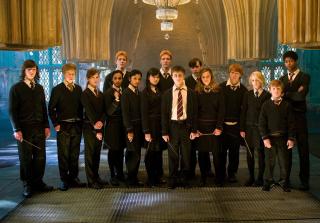 6 'Harry Potter' Hogwarts Students Then & Now (PHOTOS)