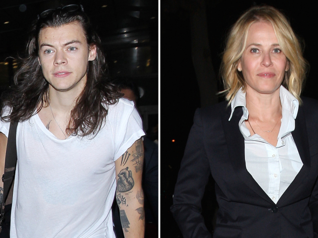 Harry Styles and Chelsea Handler
